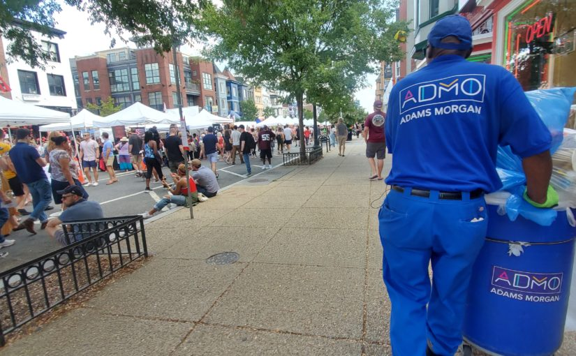 New voices? Counting photos? Reflections from Adams Morgan Day 2019